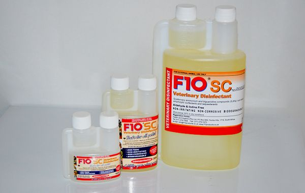 F10 SC Desinfektionsmittel