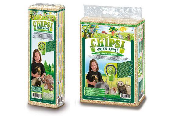 Chipsi Green Apple 60L