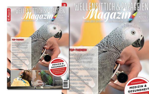 WP-Sonderheft Medizin & Gesundheit für Vögel