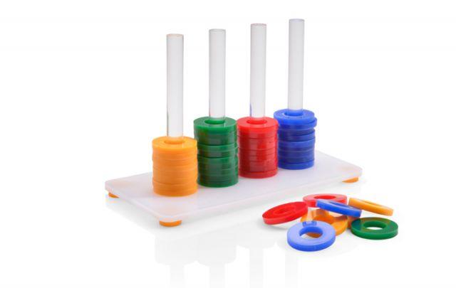 Rings Game Bird Toy-M