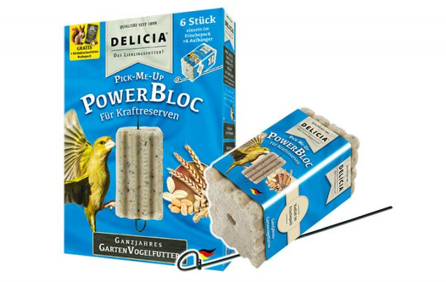 DELICIA® Pick-Me-Up PowerBloc