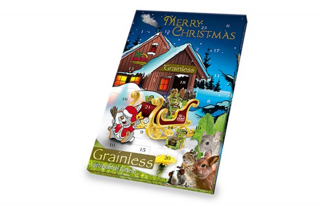 JR FARM Grainless Adventskalender 360g