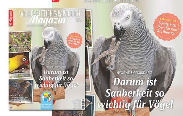 WP Magazin 3-2020 Mai/ Juni