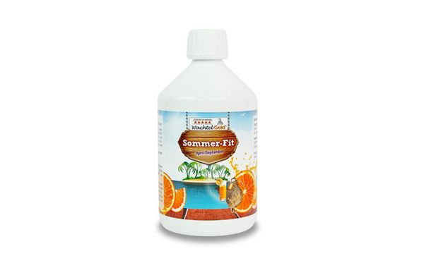 WachtelGold® Sommer-Fit 500ml