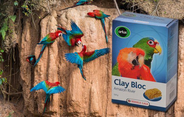 Clay Bloc 550g
