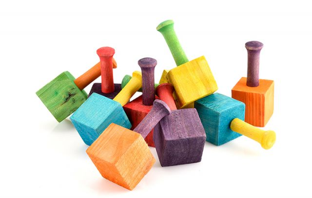 Wood Lolly Pops 10 Stück