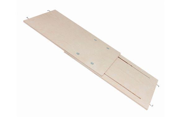 Flexi Etagenbrett 45-70cm