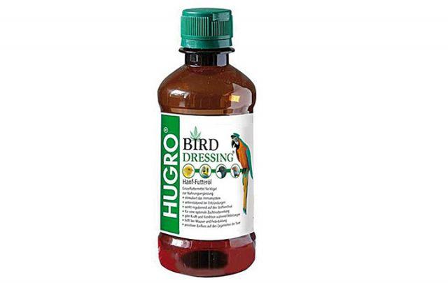 Bird Dressing - Hanf Futteröl