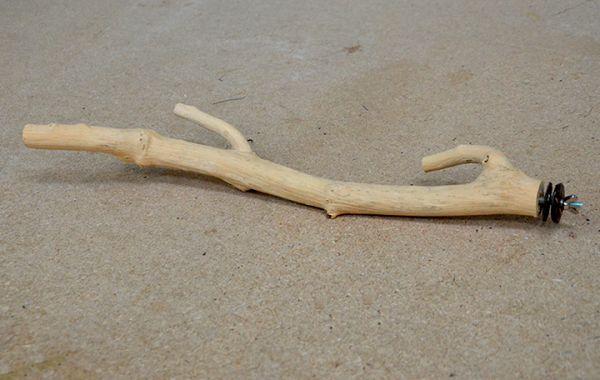 Driftwood Sitzstange 35-40 cm