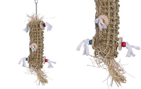 Cage Toy, Seegras Zylinder