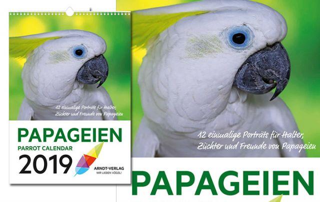 Kalender PAPAGEIEN 2019