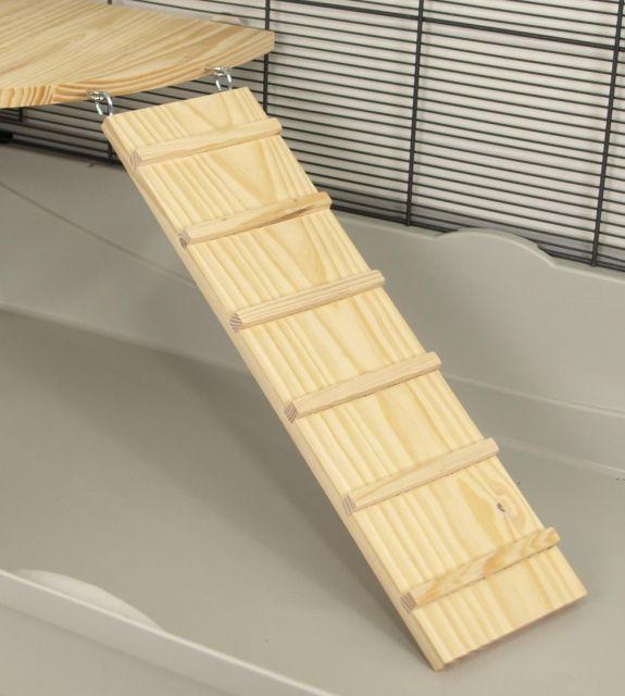 Holzleiter 35 DELUXE 35 x 10 x 1 cm