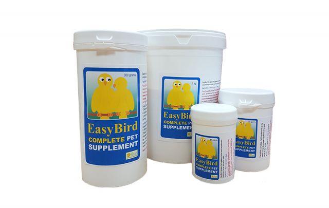 Easy Bird Complete Pet Supplement