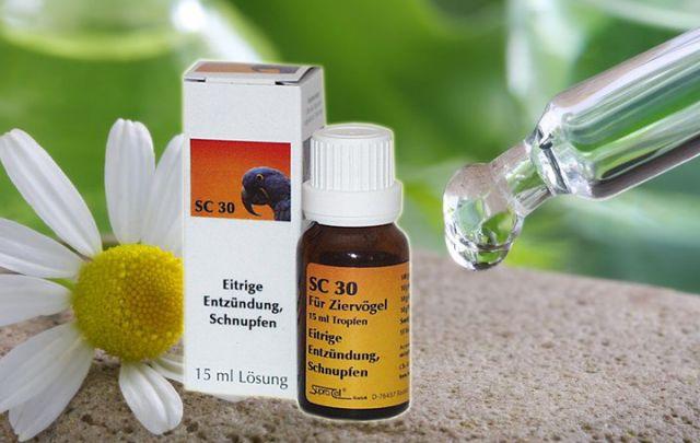 SC30 Erkältungen/ Entzündungen 15ml