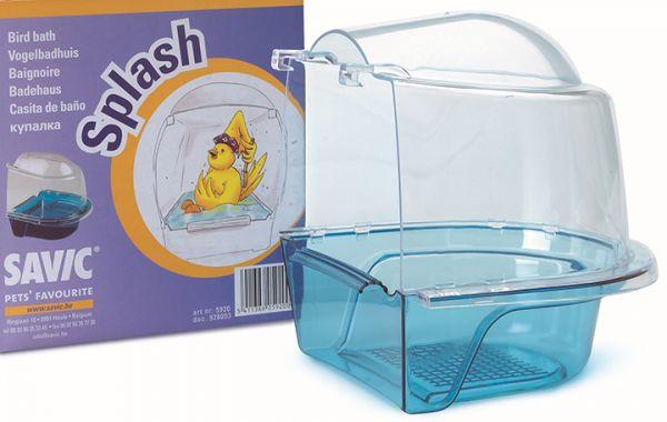 Splash Badehaus 14 x 15 x 16 cm