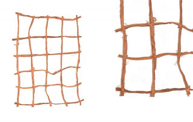 Kokosnetz natur 5 Stück 50 x 40 cm