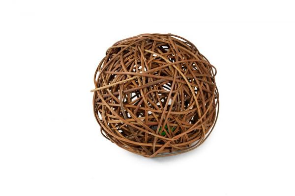 Weidenball mit Glocke Ø 10cm