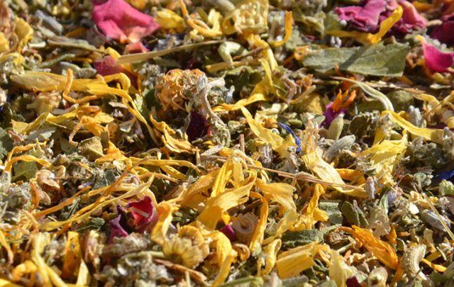 Bergblüten-Kräutermischung, 100g