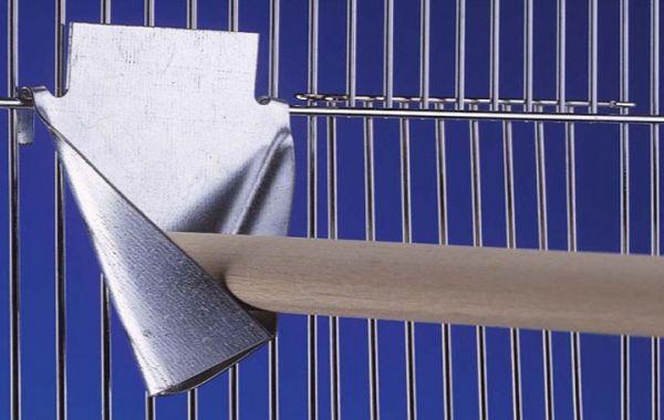 Ast-Sitzstangenhalter aus Metall