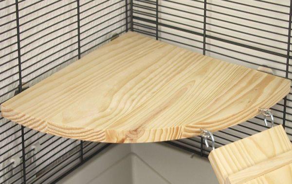 Holz-Ecketage ECKI 30 DELUXE