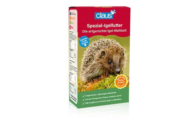 Claus Spezial-Igelfutter 750g