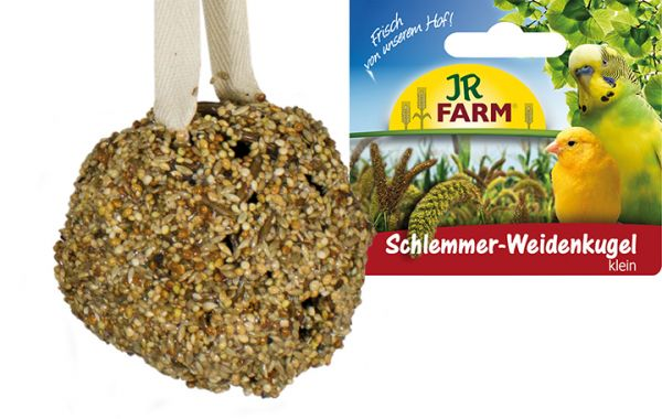 JR Birds Schlemmer-Weidenkugel klein 55 g