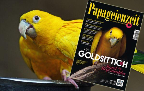 Papageienzeit Nr. 29 Dezember/ Januar 2017