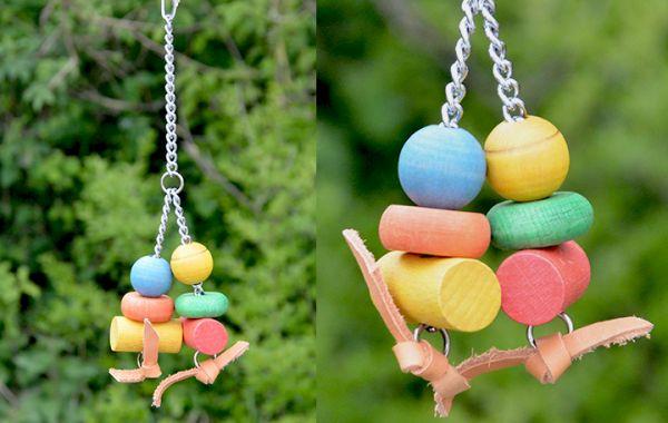 Vogelspielzeug 518 20 x 9 cm