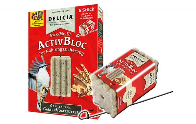 DELICIA® PICK-ME-UP ACTIVBLOC