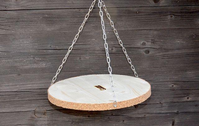 Swing Board Kork Ø 27cm