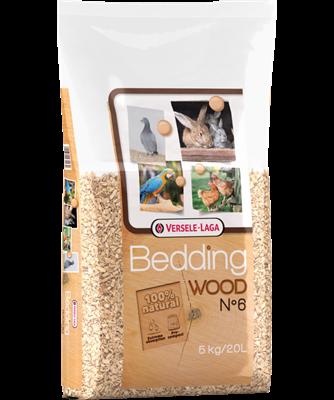 Wood Bedding n° 8 - 15 kg