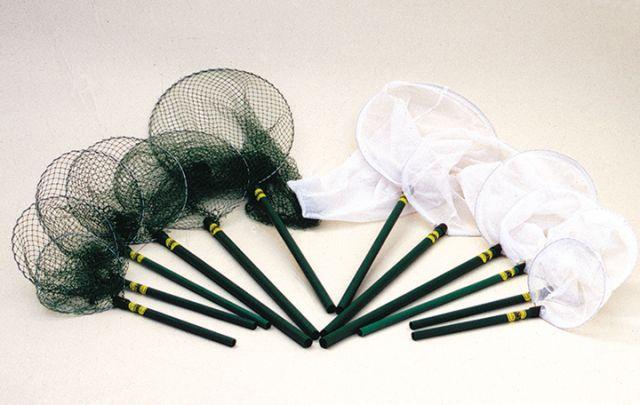 Vogelkescher mit Netz