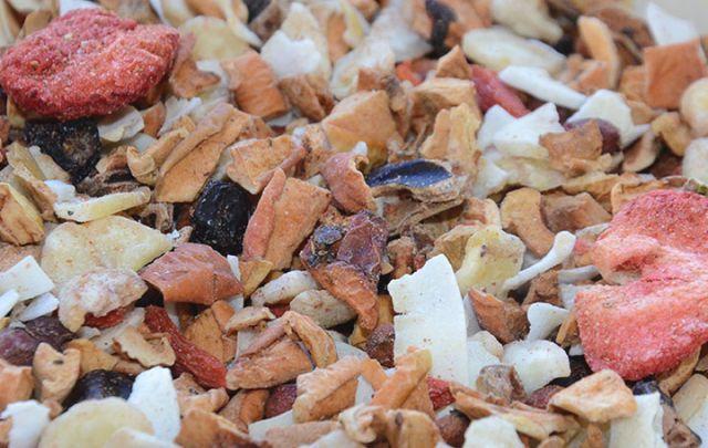 Körnerbude Crunchy Snack 250g