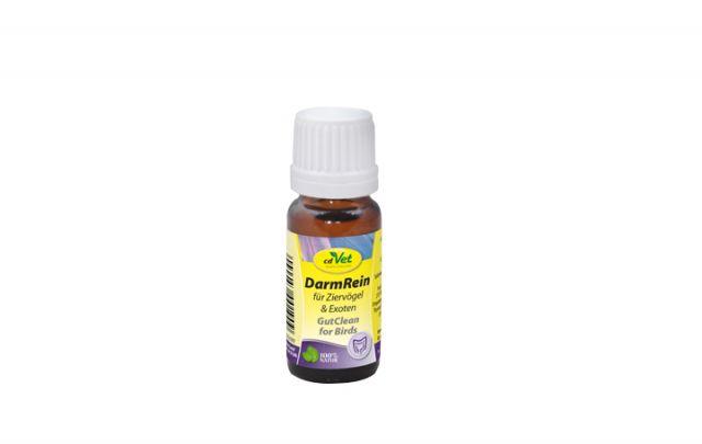 DarmRein für Ziervögel & Exoten - 10ml