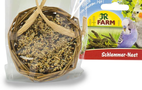 JR Birds Schlemmer-Nest
