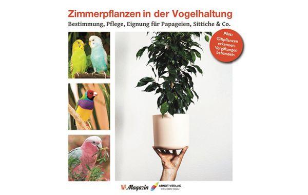 Zimmerpflanzen in der Vogelhaltung