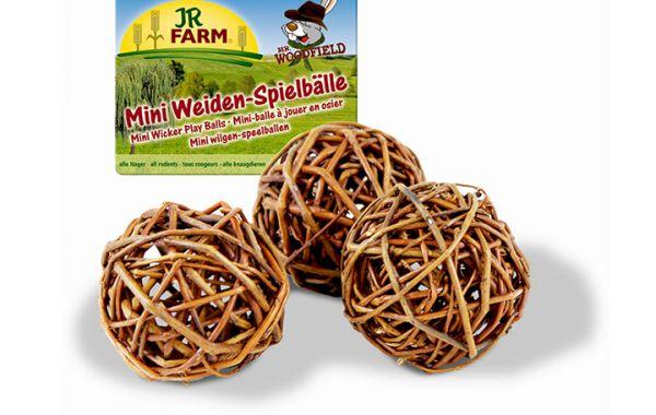 JR Mini Weiden-Spielball 3 Stück 20g