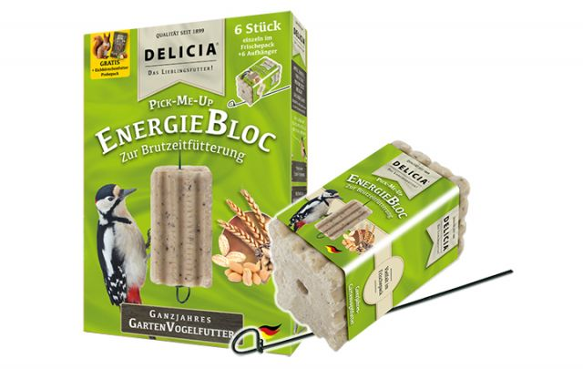 DELICIA® PICK-ME-UP ENERGIEBLOC