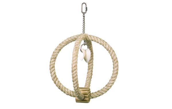 Cage Toy, Kletterring mit Muscheln