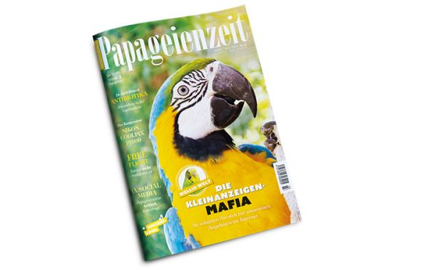 Papageienzeit Nr. 43 April/ Mai 2019