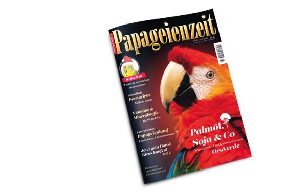 Papageienzeit Dezember/ Januar 2020 Nr. 47