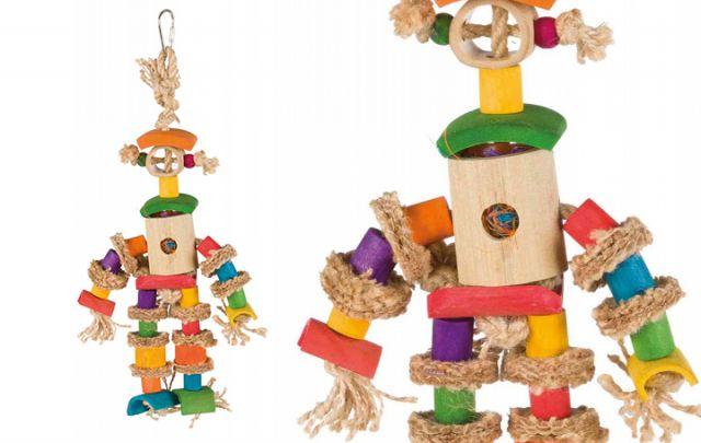 Naturspielzeug Hangman