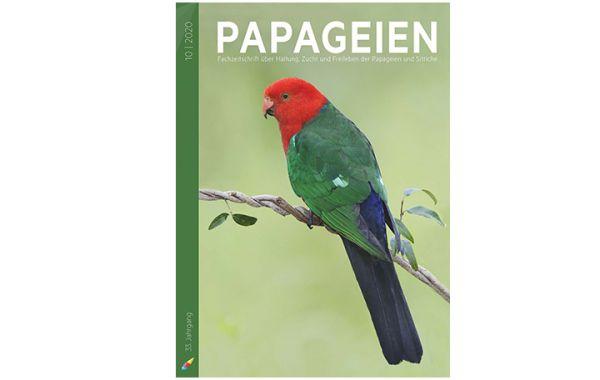 PAPAGEIEN-Zeitschrift 10/2020