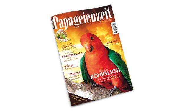 Papageienzeit Nr. 48 Feb/ März 2020