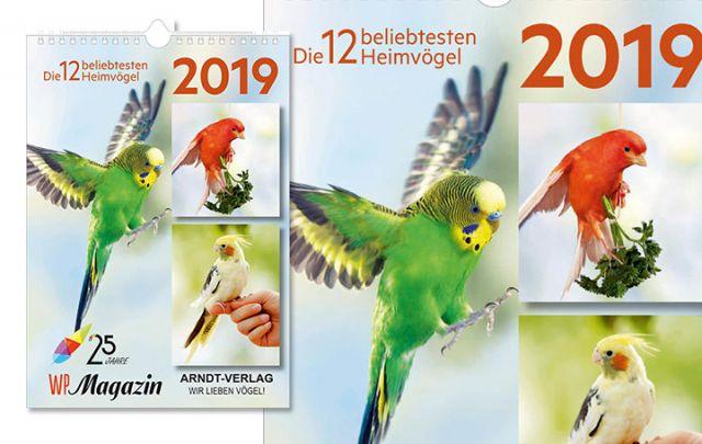 Kalender WP-Magazin 2019