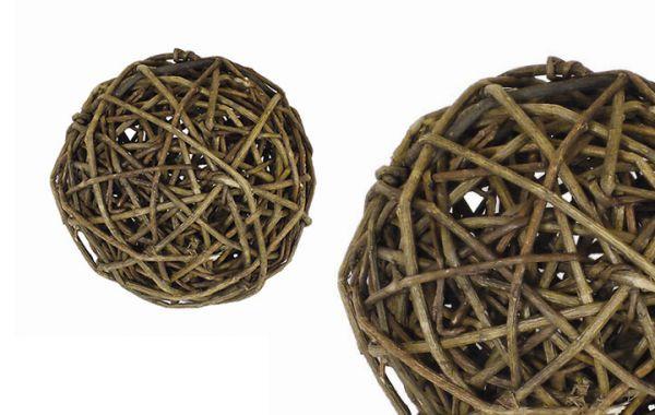 Weidenball mit Glocke Ø 20cm